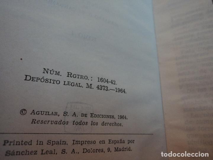 Libros de segunda mano: ENSAYOS 2T POR MIGUEL DE UNAMUNO DE ED. AGUILAR EN MADRID 1964 6ª EDICIÓN - Foto 3 - 82454128