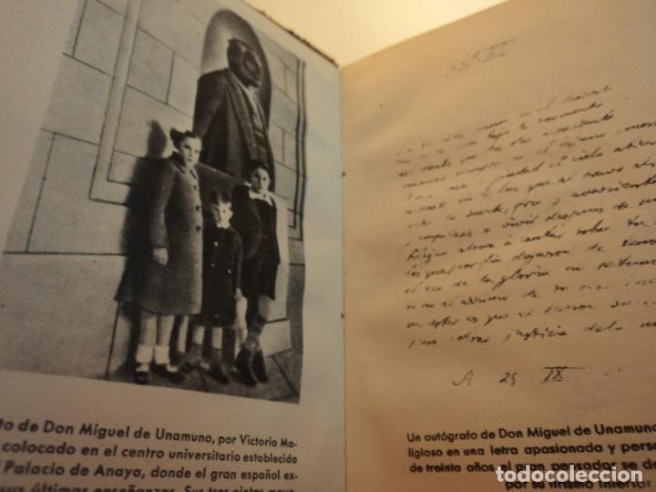 Libros de segunda mano: ENSAYOS 2T POR MIGUEL DE UNAMUNO DE ED. AGUILAR EN MADRID 1964 6ª EDICIÓN - Foto 5 - 82454128