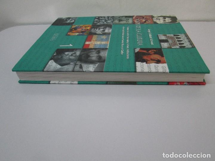 Libros de segunda mano: VOCES DE LA CULTURA. TOMO 1 Y 2. ANGEL COLLADO SCHWARZ. DEDICADOS POR EL AUTOR. VER FOTOGRAFIAS - Foto 5 - 84635444