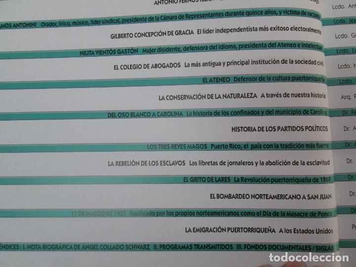 Libros de segunda mano: VOCES DE LA CULTURA. TOMO 1 Y 2. ANGEL COLLADO SCHWARZ. DEDICADOS POR EL AUTOR. VER FOTOGRAFIAS - Foto 13 - 84635444