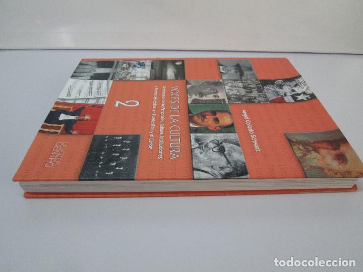 Libros de segunda mano: VOCES DE LA CULTURA. TOMO 1 Y 2. ANGEL COLLADO SCHWARZ. DEDICADOS POR EL AUTOR. VER FOTOGRAFIAS - Foto 38 - 84635444