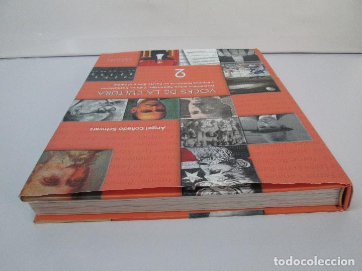 Libros de segunda mano: VOCES DE LA CULTURA. TOMO 1 Y 2. ANGEL COLLADO SCHWARZ. DEDICADOS POR EL AUTOR. VER FOTOGRAFIAS - Foto 39 - 84635444