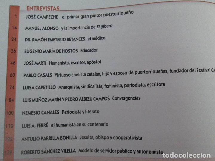 Libros de segunda mano: VOCES DE LA CULTURA. TOMO 1 Y 2. ANGEL COLLADO SCHWARZ. DEDICADOS POR EL AUTOR. VER FOTOGRAFIAS - Foto 44 - 84635444