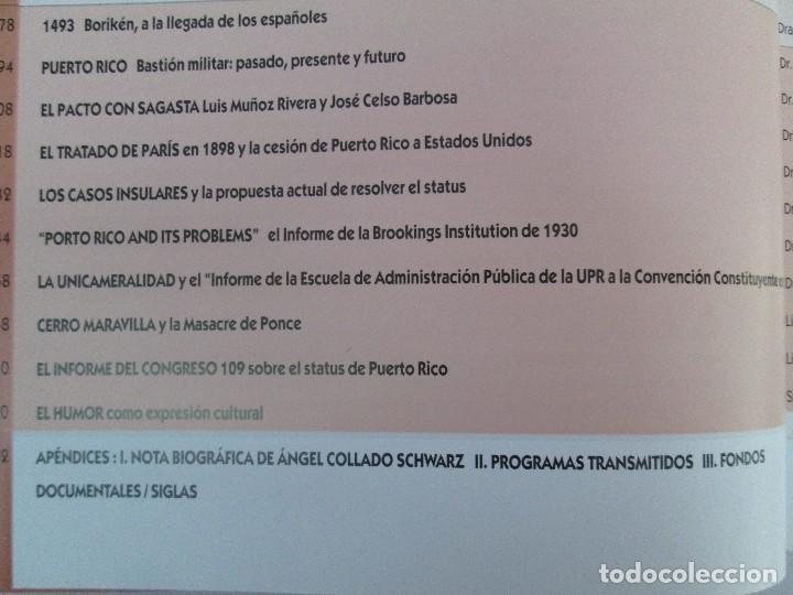 Libros de segunda mano: VOCES DE LA CULTURA. TOMO 1 Y 2. ANGEL COLLADO SCHWARZ. DEDICADOS POR EL AUTOR. VER FOTOGRAFIAS - Foto 46 - 84635444