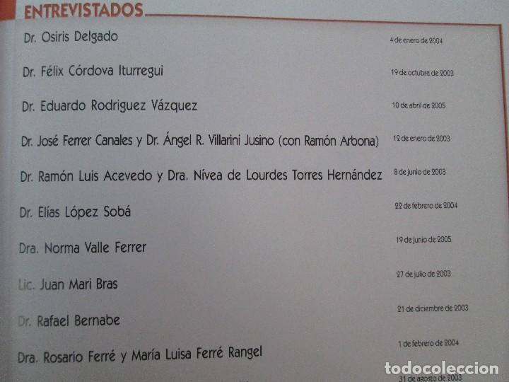 Libros de segunda mano: VOCES DE LA CULTURA. TOMO 1 Y 2. ANGEL COLLADO SCHWARZ. DEDICADOS POR EL AUTOR. VER FOTOGRAFIAS - Foto 47 - 84635444
