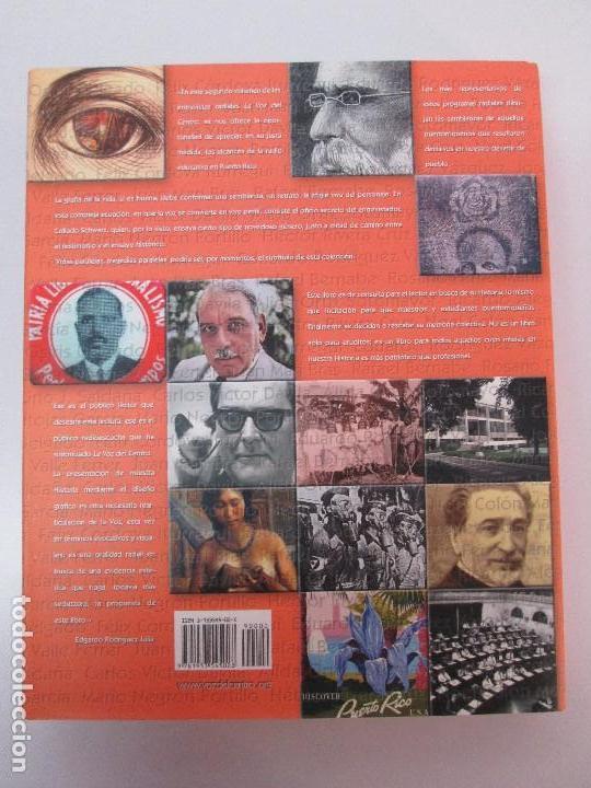 Libros de segunda mano: VOCES DE LA CULTURA. TOMO 1 Y 2. ANGEL COLLADO SCHWARZ. DEDICADOS POR EL AUTOR. VER FOTOGRAFIAS - Foto 62 - 84635444