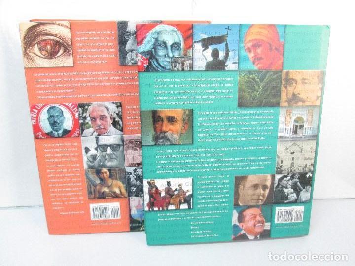 Libros de segunda mano: VOCES DE LA CULTURA. TOMO 1 Y 2. ANGEL COLLADO SCHWARZ. DEDICADOS POR EL AUTOR. VER FOTOGRAFIAS - Foto 64 - 84635444