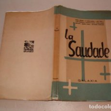 Libros de segunda mano: LA SAUDADE. ENSAYOS. RM80238. . Lote 85185648
