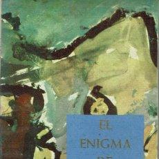 Libros de segunda mano: EL ENIGMA DE CRISTÓBAL COLÓN, POR RENATO LLANAS DE NIUBÓ. (3.1). Lote 85371300
