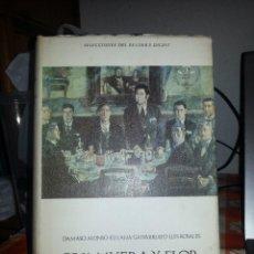 Libros de segunda mano: LIBRO Nº 913 PRIMAVERA Y FLOR DE LA LITERATURA HISPANICA DAMASO ALONSO LUIS ROSALES EULALIA GALVARRI. Lote 86229740