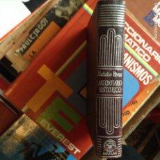 Libros de segunda mano - Anecdotario histórico. Natalio Rivas - 88264790