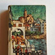 Libros de segunda mano: LOS ORGANILLOS DE HENRI-FRANCOISE REY 1963 EDITADO POR PLAZA&JANES 431 PAGINAS 13 X 20.2 CM. Lote 89802816