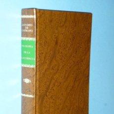 Libros de segunda mano: FILOSOFÍA DE LA ELOCUENCIA. Lote 90230044