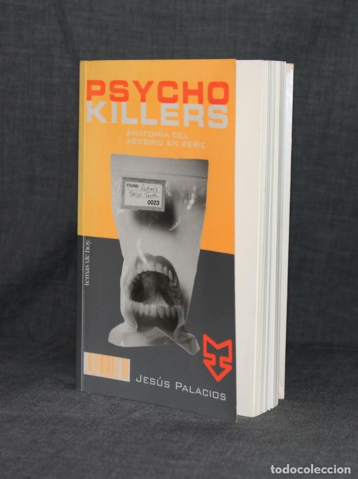 psychokillers: anatomía del asesino en serie de - Comprar Libros de ...
