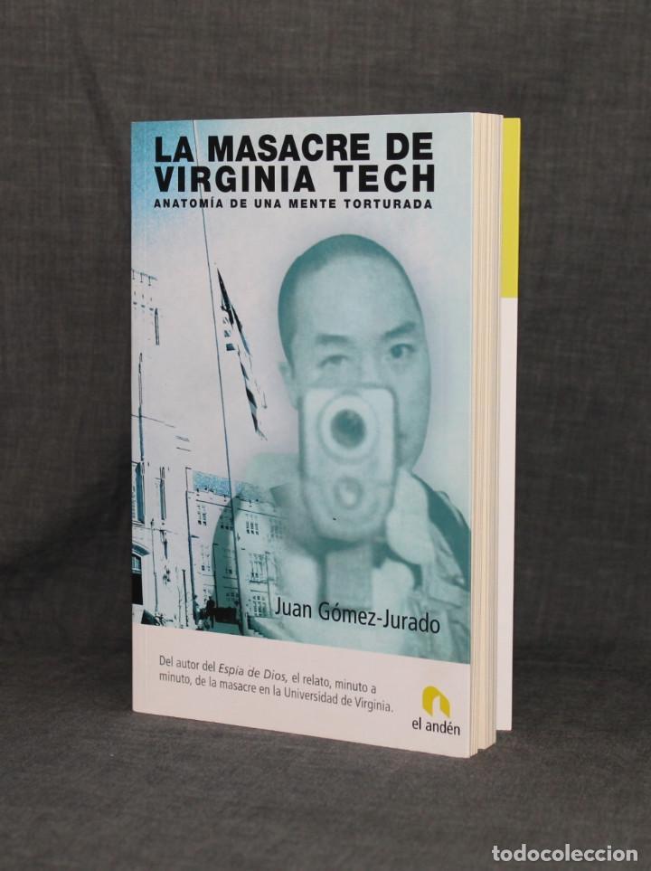 la masacre de virginia tech: anatomía de una me - Comprar Libros de ...