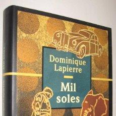 Libros de segunda mano: MIL SOLES - DOMINIQUE LAPIERRE - FOTOGRAFIAS *. Lote 94805787