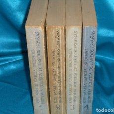 Libros de segunda mano: JOSÉ Mª GARCÍA ESCUDERO, HISTORIA POLÍTICA DE LAS DOS ESPAÑAS · EDITORA NACIONAL, 1975 Y 1ª TODOS. Lote 95201387