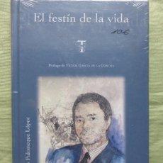 Libros de segunda mano: EL FESTÍN DE LA VIDA. MANUEL CARLOS PALOMEQUE LÓPEZ. CAJA DUERO. BLISTER ORIGINAL. Lote 96027135
