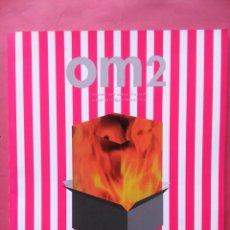 Libros de segunda mano: OM2 INFORME SELT SOBRE EL ESTADO ACTUAL DEL OBJETO MARAVILLOSO ENRIC SELT 1989 CLISMON. Lote 97632611