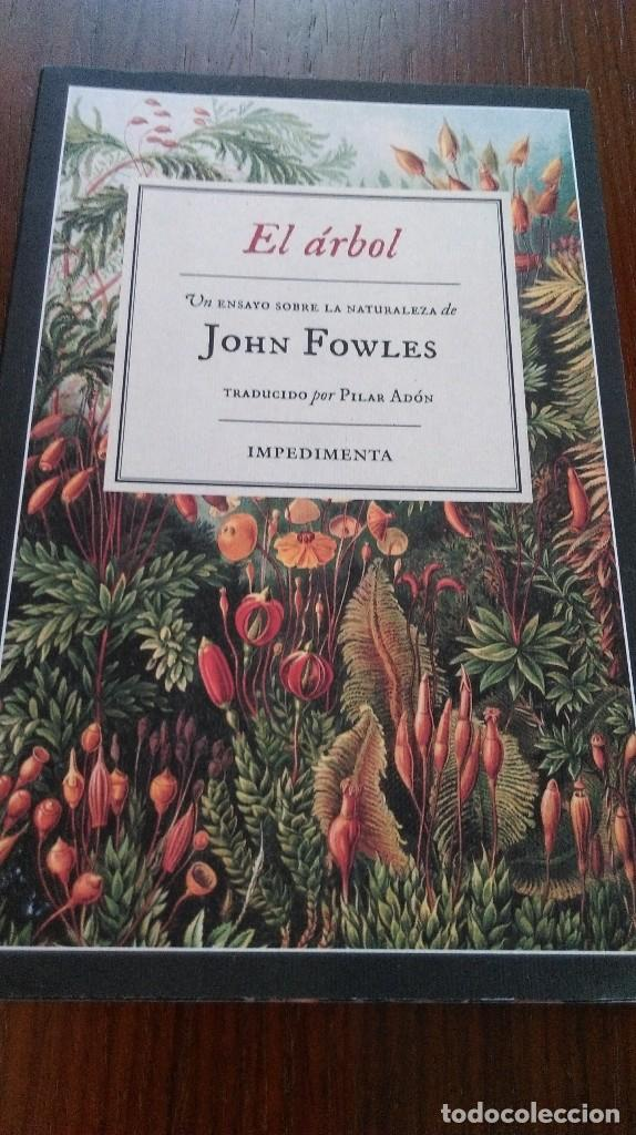 El Arbol John Fowles Vendido En Venta Directa 98672579