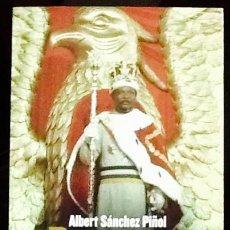 Libros de segunda mano: PAYASOS Y MONSTRUOS. ALBERT SÁNCHEZ PIÑOL. 1ª EDICIÓN AGUILAR. . Lote 98881291