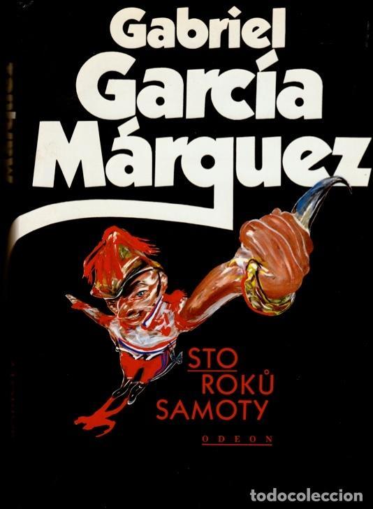 CIEN AÑOS DE SOLEDAD (STO ROKÜ SAMOTY). GABRIEL GARCÍA MARQUEZ. PRIMERÍSIMA EDICIÓN EN RUMANO (Libros de Segunda Mano (posteriores a 1936) - Literatura - Ensayo)