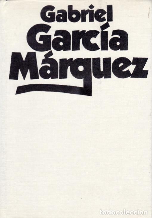 Libros de segunda mano: CIEN AÑOS DE SOLEDAD (STO ROKÜ SAMOTY). GABRIEL GARCÍA MARQUEZ. PRIMERÍSIMA EDICIÓN EN RUMANO - Foto 3 - 99386587