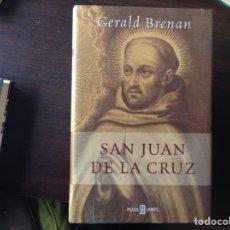 Libri di seconda mano: SAN JUAN DE LA,CRUZ. GERALD BRENAN. Lote 101358466