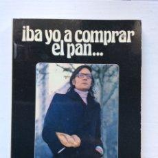 Libros de segunda mano - IBA YO A COMPRAR EL PAN. FRANCISCO UMBRAL. SEDMAY. 1976 - 101750586