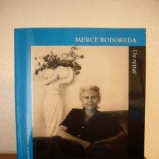 Libros de segunda mano: MERCÈ RODOREDA: UN RETRAT (ICD, 2002) PILAR AYMERICH & MARTA PESSARRODONA. MOLT IL.LUSTRAT. RAR,. Lote 103845679