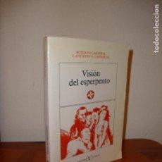 Libros de segunda mano: VISIÓN DEL ESPERPENTO - RODOLFO CARDONA Y ANTHONY N. ZAHAREAS - EDITORIAL CASTALIA, MUY BUEN ESTADO. Lote 109318999