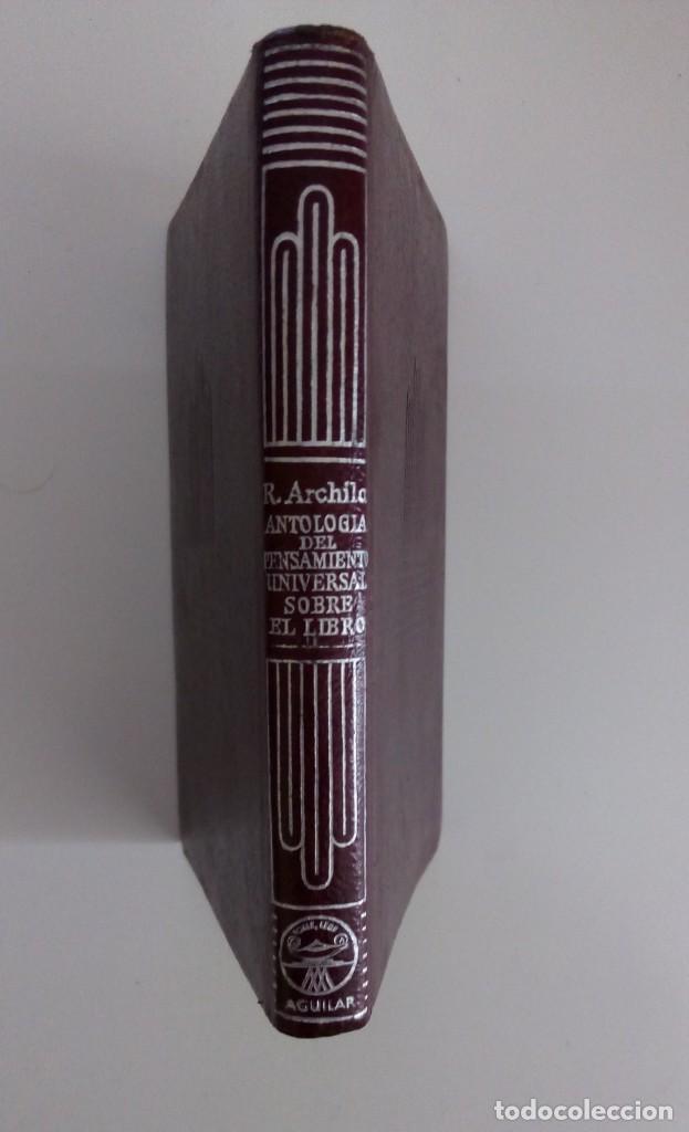 CRISOL ARCHILA, AGUILAR (Libros de Segunda Mano (posteriores a 1936) - Literatura - Ensayo)