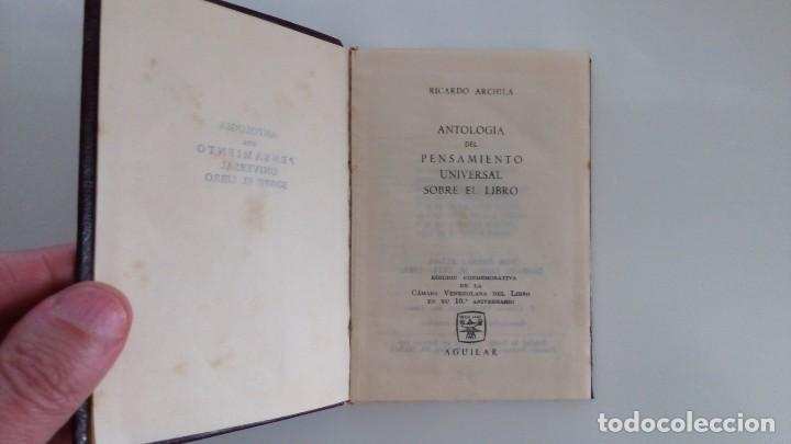 Libros de segunda mano: Crisol Archila, Aguilar - Foto 4 - 116709499