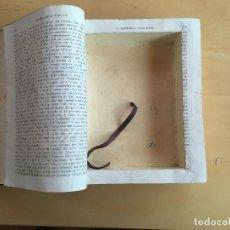 Libros de segunda mano: OBRAS COMPLETAS DE VICENTE BLASCO IBAÑEZ. TOMO III AGUILAR . 1957 SU INTERIOR ESTA VACIO. Lote 119294155