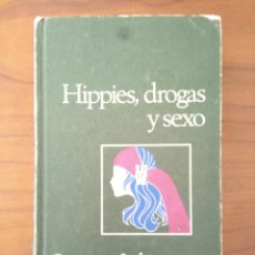 Libros de segunda mano: HIPPIES, DROGAS Y SEXO - LABIN, S.. Lote 120103943