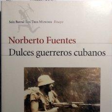 Libros de segunda mano: DULCE GUERREROS CUBANOS. Lote 121150475