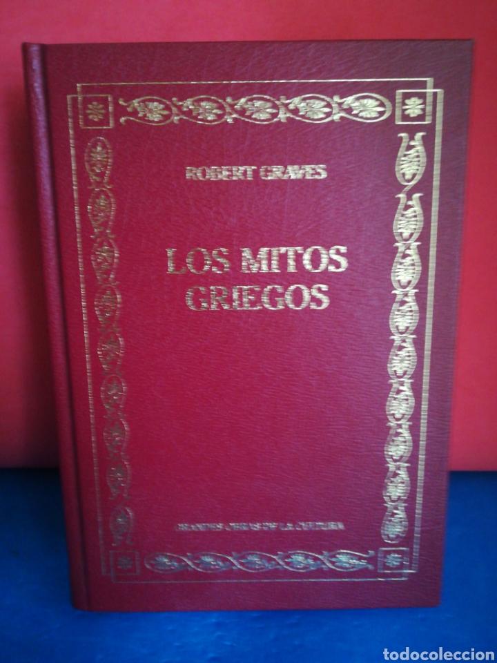LOS MITOS GRIEGOS - ROBERT GRAVES - RBA, 2005 (Gebrauchte Bücher (nach 1936) - Literatur - Essay)