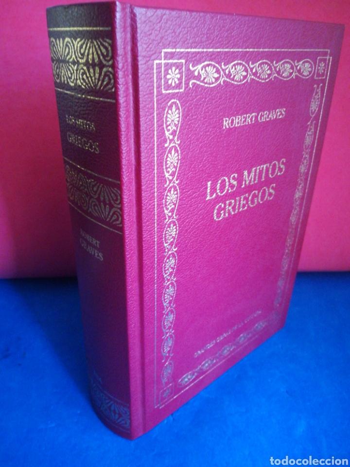 Gebrauchte Bücher: Los mitos griegos - Robert Graves - RBA, 2005 - Foto 2 - 126028415
