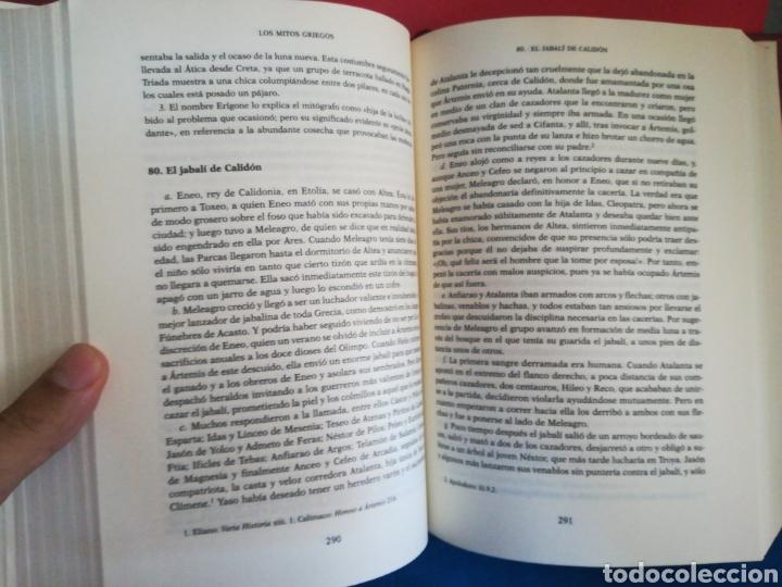 Gebrauchte Bücher: Los mitos griegos - Robert Graves - RBA, 2005 - Foto 5 - 126028415