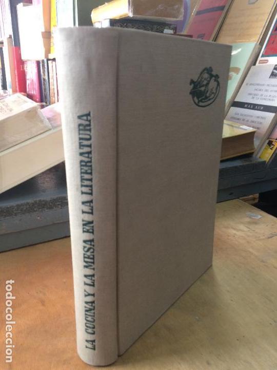 La cocina y la mesa en la literatura. recopilac - Sold ...