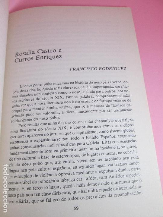 Libros de segunda mano: libro-a nosa literatura-unha interpretación para hoxe-1982-os xoves literarios-a.c.alexandre bóveda- - Foto 7 - 127978855