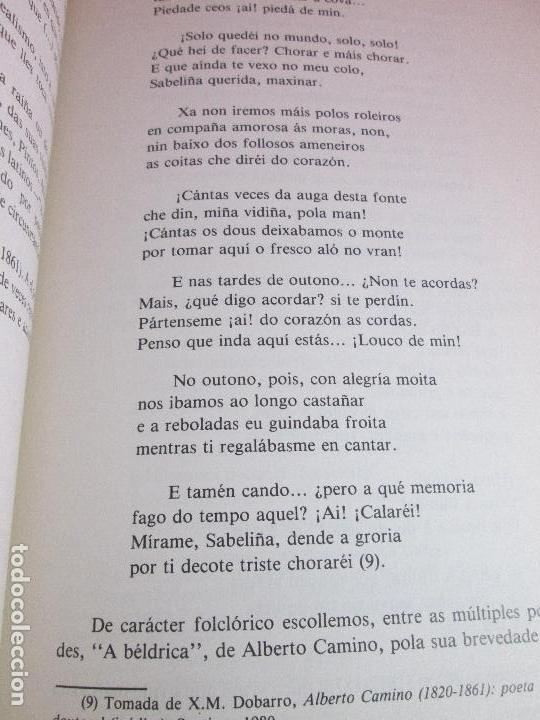 Libros de segunda mano: libro-a nosa literatura-unha interpretación para hoxe-1982-os xoves literarios-a.c.alexandre bóveda- - Foto 8 - 127978855