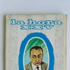 Libros de segunda mano: LA HORA XXV ALDO NICOLAJ. Lote 128139094