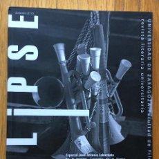 Libros de segunda mano: ECLIPSE REVISTA UNIVERSITARIA N 13 LA MUSICA. Lote 128631083