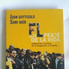 Libros de segunda mano: EL PEAJE DE LA VIDA. Lote 129036488