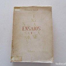 Libros de segunda mano: D. GARCÍA SABELL ENSAIOS I. RM87318. Lote 129551627