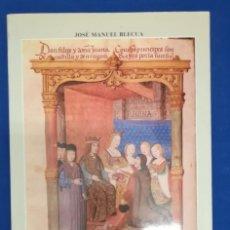 Libros de segunda mano: ENVÍO GRATIS. JOSÉ MANUEL BLECUA. HOMENAJES Y OTRAS LABORES. GARCILASO, FRAY LUIS DE LEÓN, GÓNGORA,.. Lote 131114980