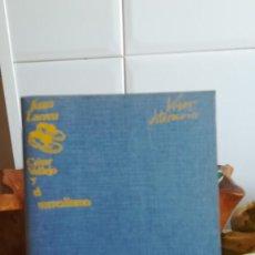 Libros de segunda mano: CÉSAR VALLEJO Y EL SURREALISMO. - JUAN LARREA. VISOR. 1976.. Lote 131134524