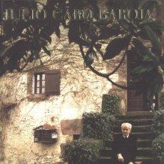 Libros de segunda mano: LOS BAROJA. JULIO CARO BAROJA. 1986. Lote 131432830