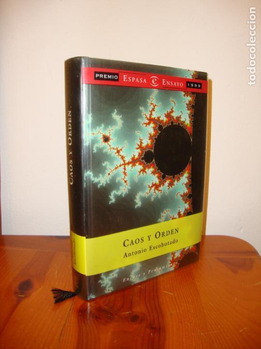 CAOS Y ORDEN - ANTONIO ESCOHOTADO - PLANETA, MUY BUEN ESTADO (Libros de Segunda Mano (posteriores a 1936) - Literatura - Ensayo)